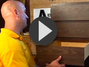 Drawers Sticking? Try this quick tip on how to loosen them up!